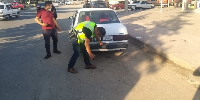 Kahramanmaraş'ta polis çevreyi rahatsız eden 515 araca işlem yaptı