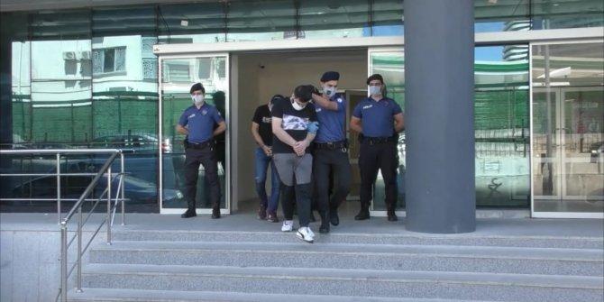 Bursa'da uyuşturucu ticaretine 7 gözaltı