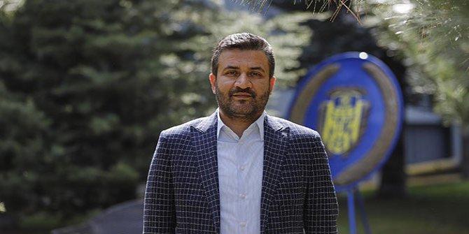 """Ankaragücü Başkanı Fatih Mert: """"Biz ligin zaten iptal olmasını istiyorduk"""""""
