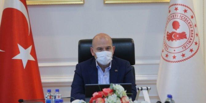 81 ilin valisi toplandı: Bayram için Kovid-19 tedbirleri masada!