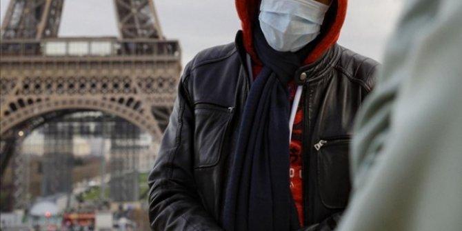 Fransa'da Kovid-19'dan ölenlerin sayısı 30 bin 238'e yükseldi