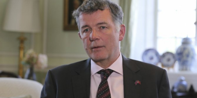 İngiltere'nin eski Ankara Büyükelçisi Moore, MI6'nın yeni başkanı oldu