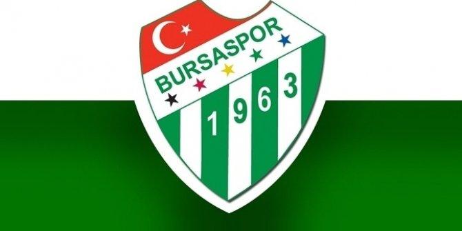 Bursaspor'dan TFF'nin kararına tepki
