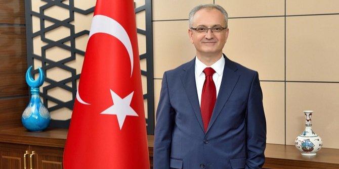 Rektör Prof. Dr. Babür Özçelik'in 'Kurban Bayramı' mesajı