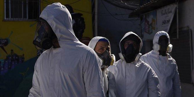 Global coronavirus cases top 17 million