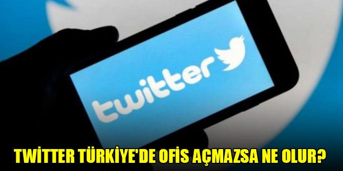 Twitter Türkiye'de ofis açmazsa ne olur? Mahir Ünal açıkladı