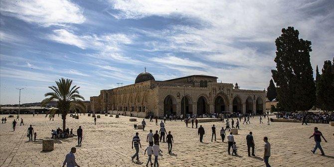 İsrail güçleri Doğu Kudüs ve Batı Şeria'da 13 Filistinliyi gözaltına aldı