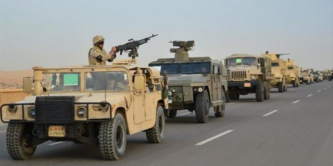 Egypt sends forces to Syria for Assad regime