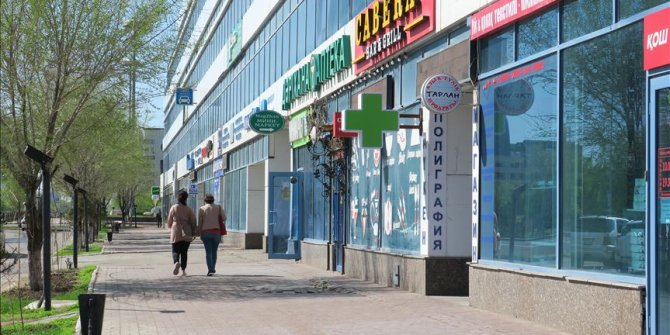 Virus cases, deaths mount in Central Asia, Eurasia