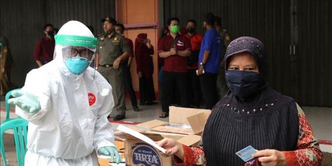 Total kasus Covid-19 di Indonesia dekati 110.000