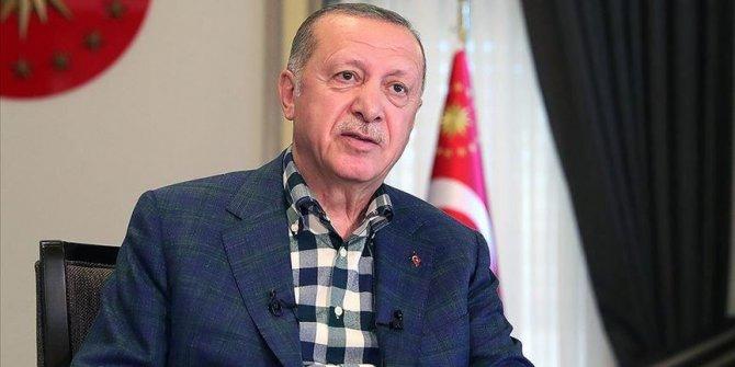 Erdogan: Eid more joyous with Hagia Sophia Mosque
