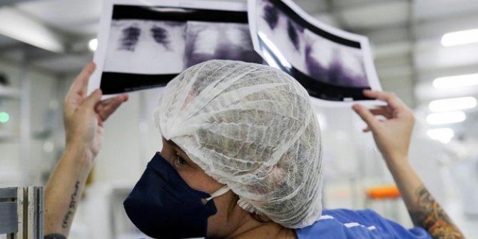 Brezilya, Hindistan ve Meksika'da koronavirüs kaynaklı ölümler artıyor