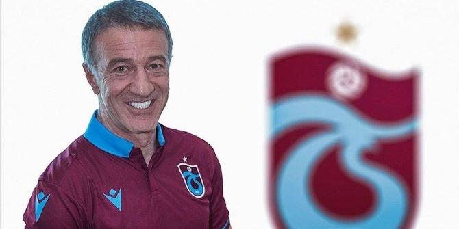 Trabzonspor'a hizmet ediyor olmaktan büyük mutluluk duyuyorum