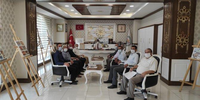Akşehir ve Eber Göller Birliği'nin toplantısı yapıldı