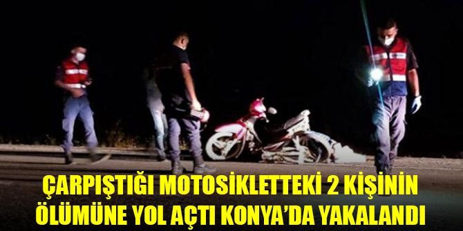 Çarpıştığı motosikletteki 2 kişinin ölümüne yol açan sürücü telefonda 'Domuza çarptım' demiş