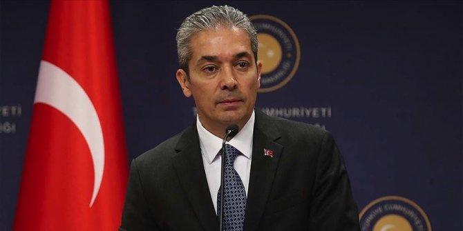Dışişlerinden, Avusturya'da Türkiye adına casusluk yapıldığı iddialarına tepki