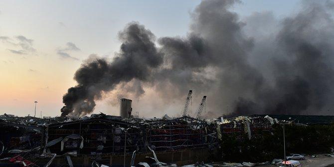 """Beyrut Valisi Abbud: """"Yüz binlerce kişi, 2-3 aydan önce evlerine dönemez"""""""