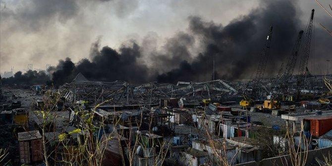 Beyrut Limanı'ndaki patlama 3 ila 5 milyar dolarlık hasara yol açtı