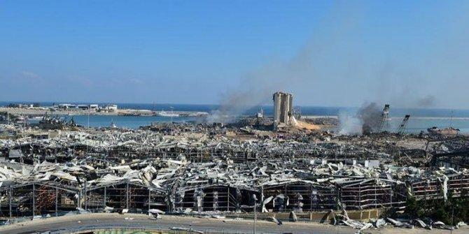Beyrut'taki patlamada ölü sayısı 135'e yükseldi!