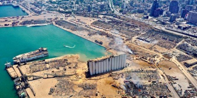 Patlama Lübnan'ın kalbine ağır hasar verdi