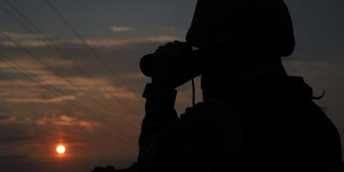 PKK'lı teröristlerin maket uçaklarla saldırı girişimi Mehmetçiğin dikkati sayesinde önlendi