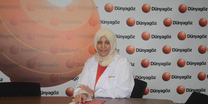 Op. Dr. Perihan Dinç Dünyagöz Konya'da hizmete başladı