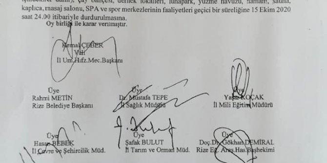 Sosyal medyada valinin imzası taklit edilerek paylaşılan sahte belge mahkemelik oldu