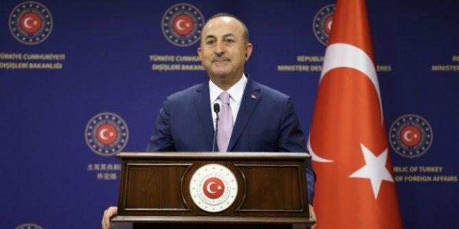 Bakan Çavuşoğlu: Göç konusunda AB sözünde durmalı