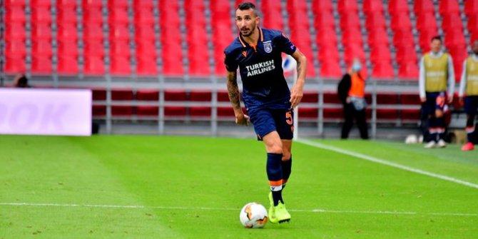 Mehmet Topal, 1 yıl daha Başakşehir'de