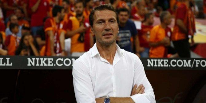 Kayserispor'da teknik direktör belli oldu