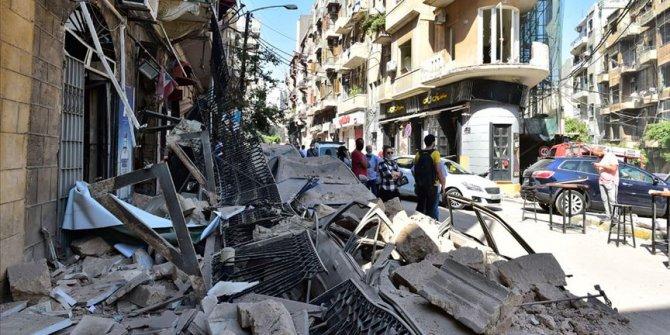 Beyrut'ta patlamanın etkili olduğu bölgelerde hırsızlık olayları