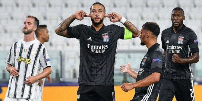 Lyon yenildi ama tur biletini kaptı