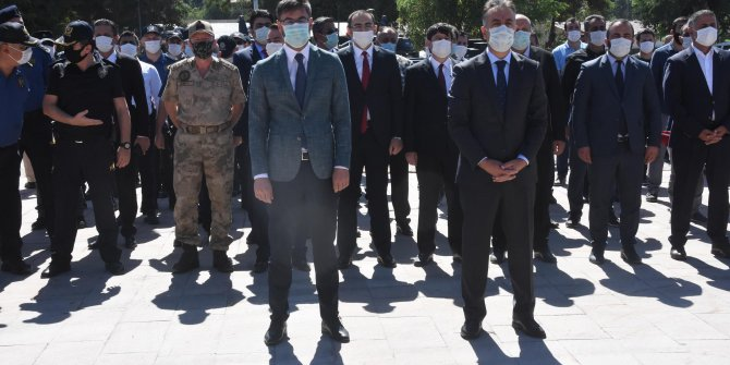 Bitlis'in düşman işgalinden kurtuluşunun 104'ncü yılı kutlandı