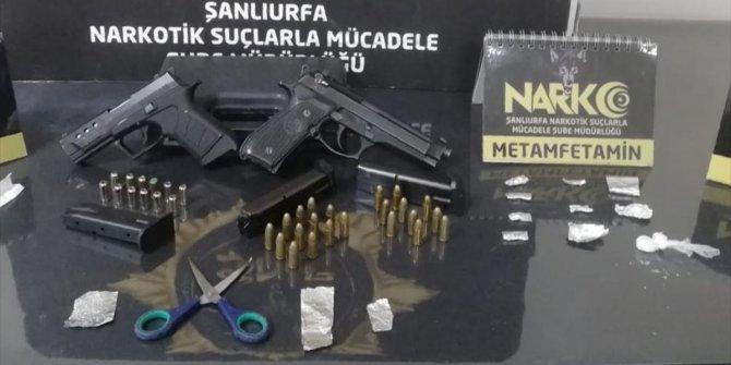 Şanlıurfa'da uyuşturucu operasyonunda yakalanan 14 kişi tutuklandı