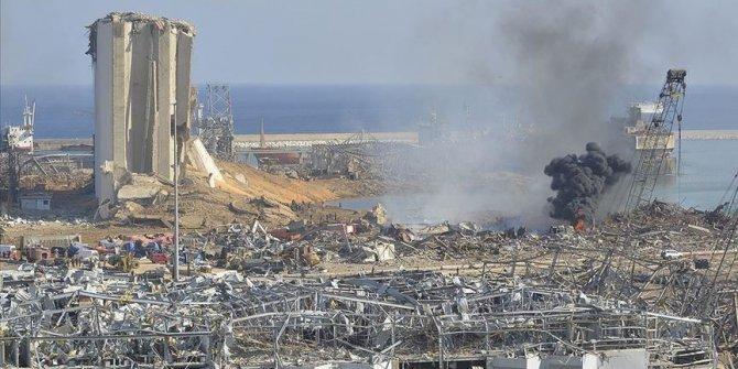Wife of Dutch envoy to Lebanon dies from blast injuries