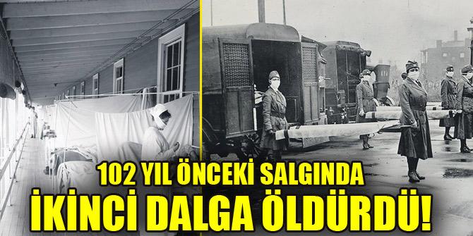 Sabah yazarı Erhan Afyoncu: 102 yıl önceki salgında ikinci dalga öldürdü