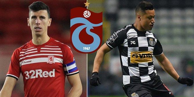 Trabzonspor'da gündem transfer