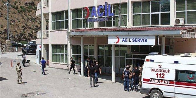 Turkey: Armored vehicle overturns, 2 police martyred