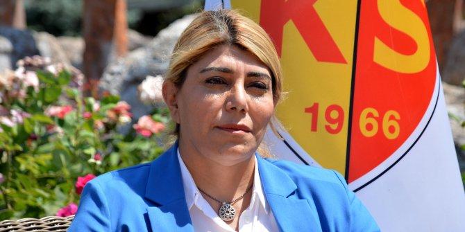 Kayserispor Başkanı Gözbaşı: Mensah için anlaştığımız bir kulüp yok
