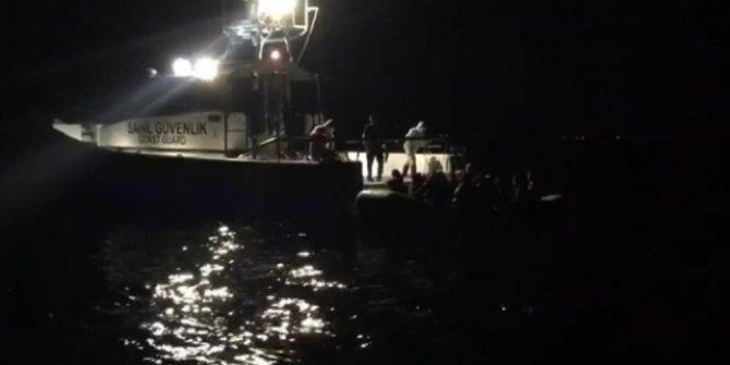 Yunanistan'ın ölüme terk ettiği 31 sığınmacı kurtarıldı