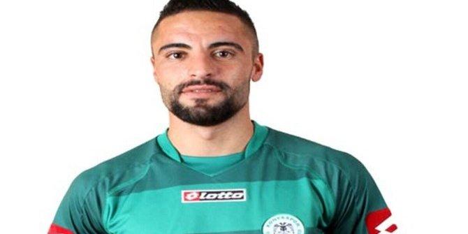 Eski Konyasporlu futbolcu İshak Çakmak Bandırmaspor'da