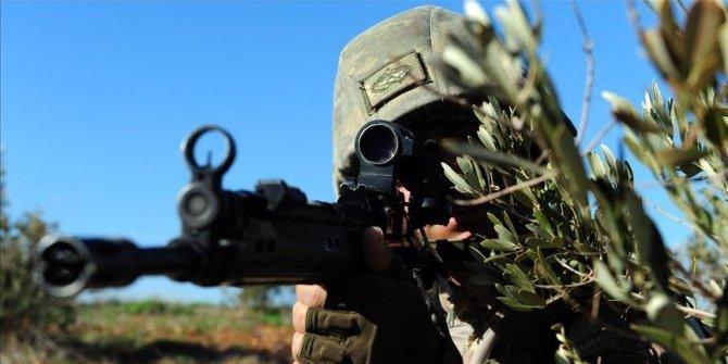 Turkish forces arrest 21 YPG/PKK terrorists in N.Syria