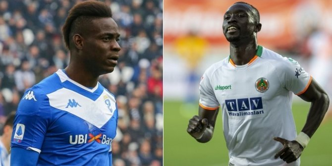 Balotelli'nin alternatifi Cisse
