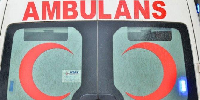 Hasta taşıyan ambulansın yakıtı bitti, inceleme başlatıldı