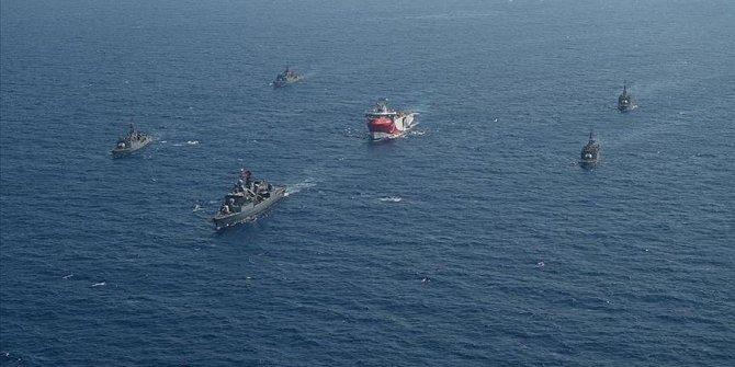 Türkiye'den Fransa'ya uyarı: Kıbrıs'taki uçaklarınız kanun dışı