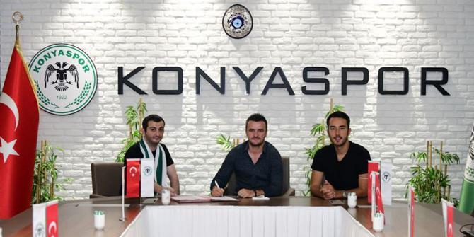 Trabzon'a Konyaspor Futbol Okulu
