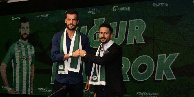 Konyaspor ilk sözleşmeyi imzaladı! Resmi açıklama