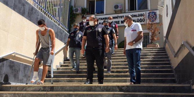 Bekçilere ateş eden hırsızlık zanlıları tutuklandı
