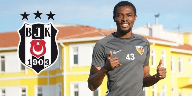 Beşiktaş, Mensah için Kayserispor'la anlaştı