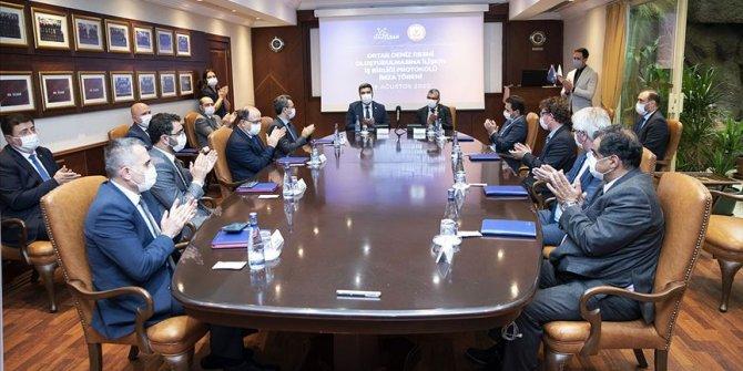 Türkiye'nin denizleri yerli yazılımla yönetilecek